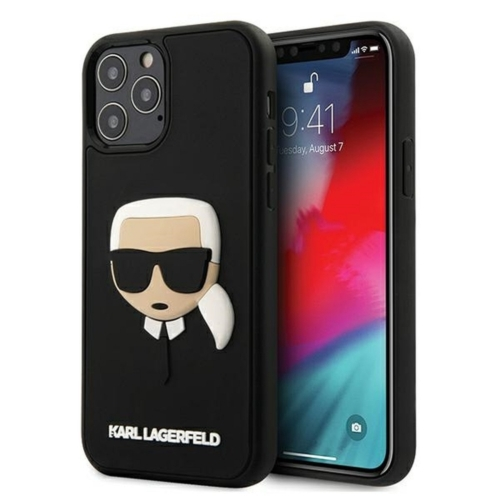 KARL LAGERFELD telefontok KLHCP12MKH3DBK iPhone 12 / 12 PRO