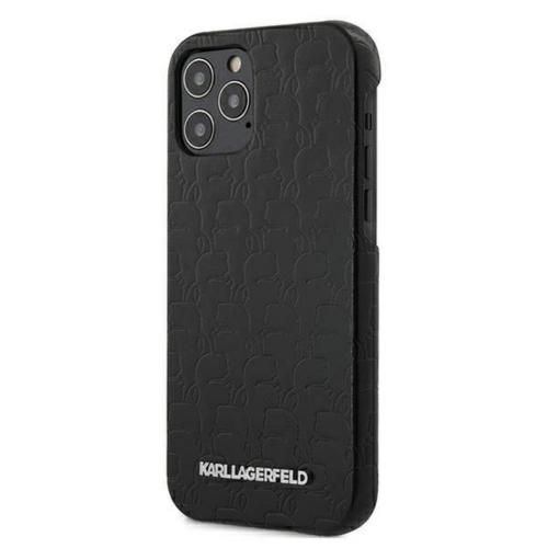 KARL LAGERFELD telefontok KLHCP12MPUKBK iPhone 12 / 12 PRO