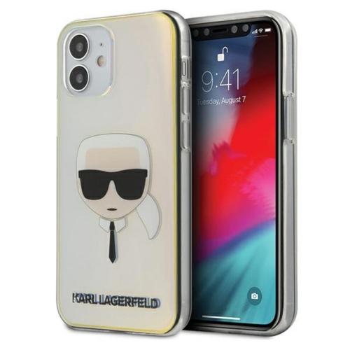 KARL LAGERFELD telefontok KLHCP12SPCKHML iPhone 12 MINI multicolor