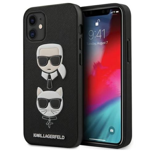 KARL LAGERFELD telefontok KLHCP12SSAKICKCBK iPhone 12 MINI