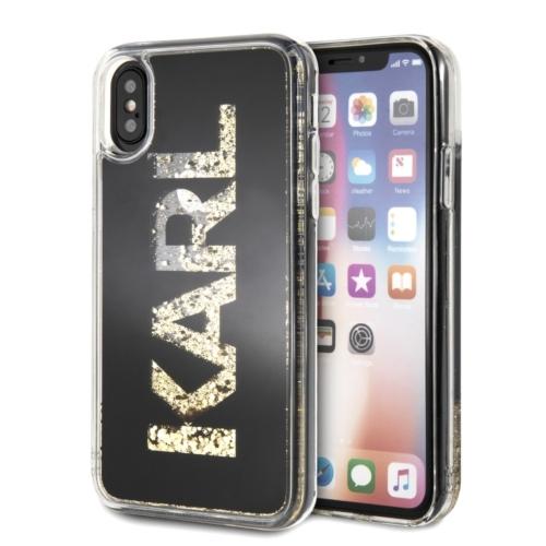 KARL LAGERFELD telefontok KLHCPXKAGBK iPhone X