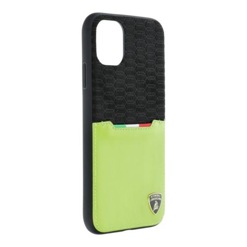 Eredeti Lamborghini telefontok URUS-D8 LB-TPUPCIP11P-UR/D8-BK iPhone 11 Pro green