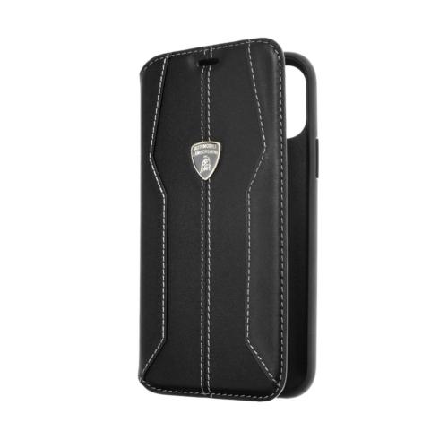 Eredeti Lamborghini telefontok Huracan-D1 LB-TPUFCIP11-HU/D1-BK iPhone 11 Pro