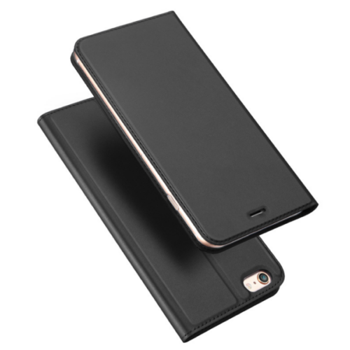 Dux Ducis Skin Pro iPhone 11 fekete flipcover telefontok