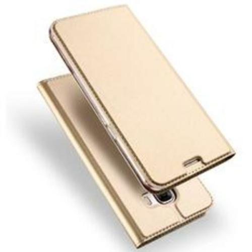 Dux Ducis iPhone 11 Pro Max arany flipcover telefontok