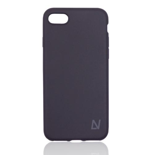 iPhone 11 fekete soft touch szilikon telefontok
