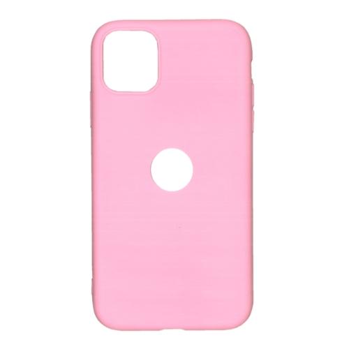 iPhone 11 pink Pastel szilikon telefontok