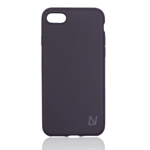 iPhone 11 Pro fekete soft touch szilikon telefontok