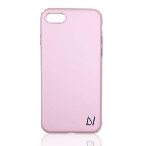 iPhone 11 rosegold soft touch PC telefontok