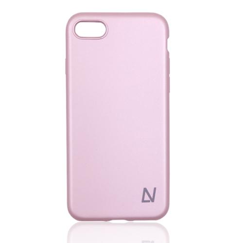 iPhone 11 rosegold soft touch szilikon telefontok