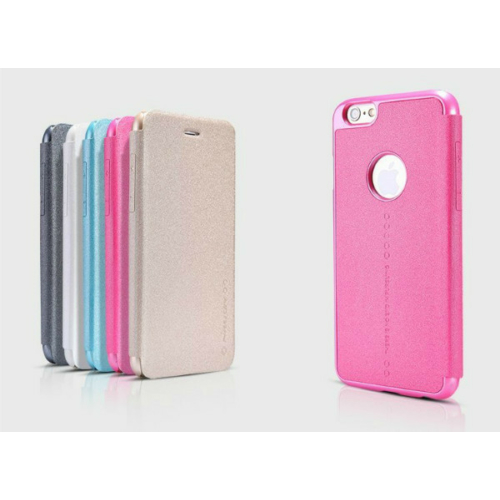 iPhone 5 / 5SE pink Nillkin Sparkle telefontok