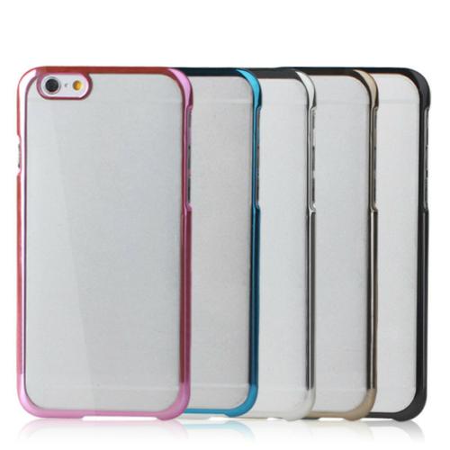 iPhone 5 fehérarany Electroplate hátlap telefontok
