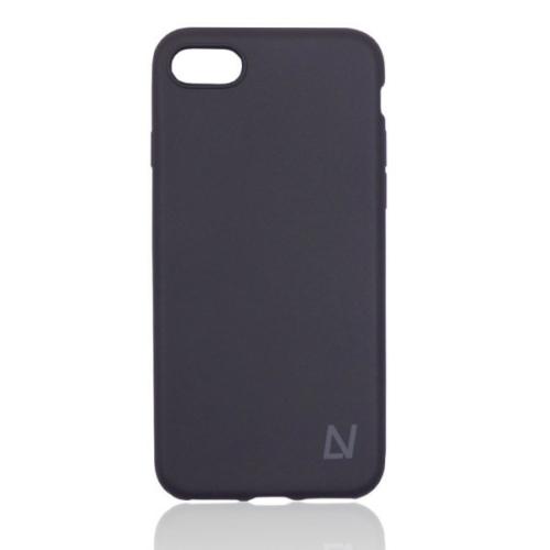 iPhone 5 fekete soft touch szilikon telefontok