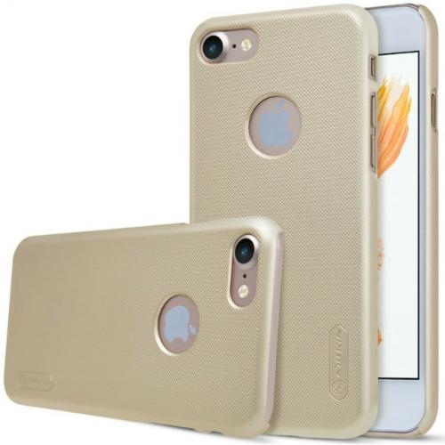iPhone 5 / 5SE arany Nillkin Frosted telefontok