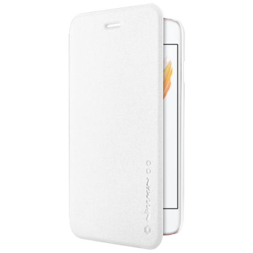 iPhone 5 / 5SE fehér Nillkin Sparkle telefontok
