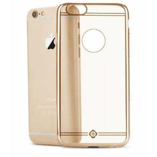 Totu iPhone 6 arany elektroszilikon telefontok