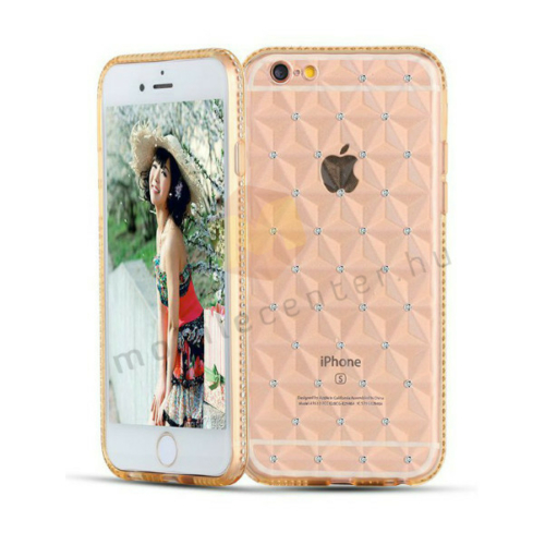 iPhone 6 gold Lumann Net Diamond telefontok