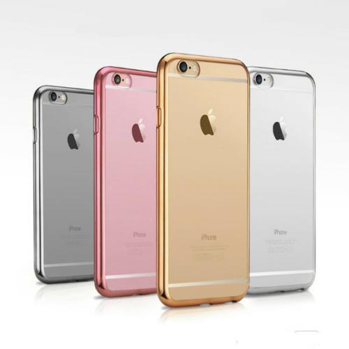 iPhone 6 rosegold electroszilikon telefontok