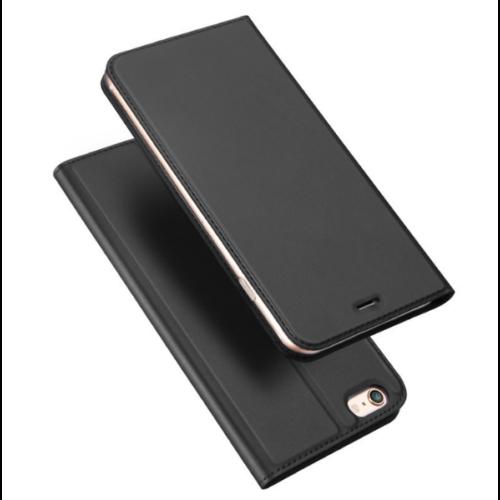 Dux Ducis iPhone 7 / 8 / SE 20 fekete flipcover telefontok