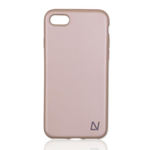 iPhone 5 arany soft touch szilikon telefontok