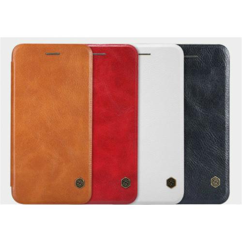 iPhone 7 / 8 / SE 20 fehér Nillkin Qin telefontok