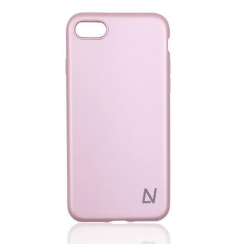 iPhone 7 / 8 / SE 20 rosegold soft touch szilikon telefontok