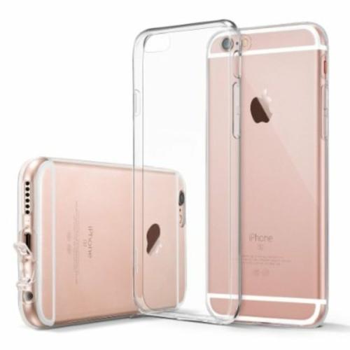 iPhone 6 áttetsző Szilikon+Plexi Outline telefontok
