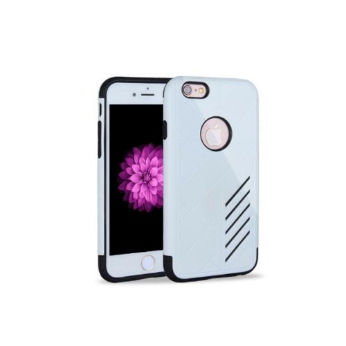 iPhone 7 fehér Lumann Metric telefontok