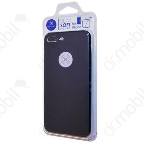 Mooke Slim Soft iPhone 7 fekete telefontok