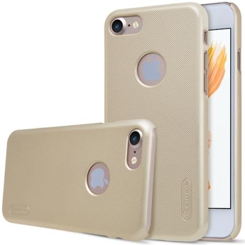 iPhone 8+ arany Nillkin Frosted telefontok