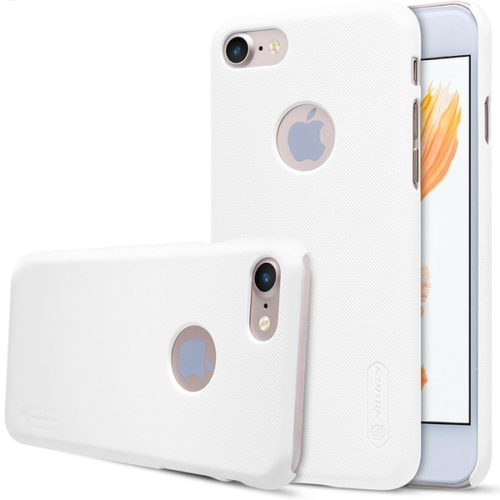 iPhone 8+ fehér Nillkin Frosted telefontok