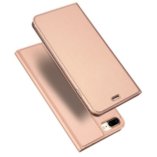 Dux Ducis Skin Pro iPhone X / XS rosegold flipcover telefontok