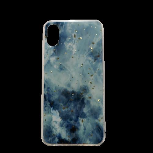 iPhone X / XS márvány telefontok, minta 2