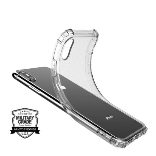iPhone X / XS Clear Armor telefontok