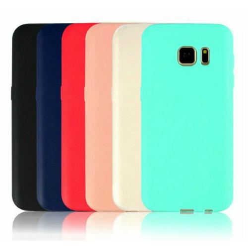 iPhone X / XS áttetsző Pastel szilikon telefontok
