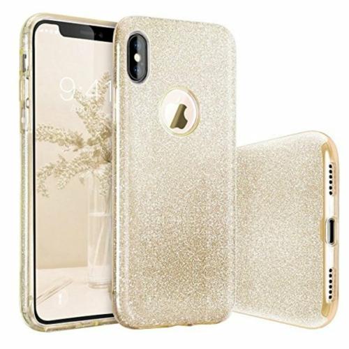iPhone X / XS arany Shiny telefontok