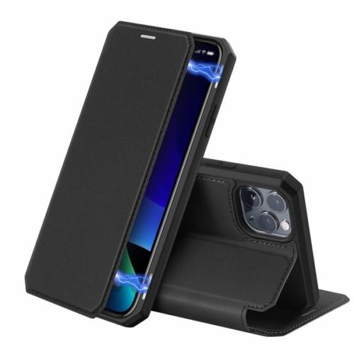 Dux Ducis Skin X iPhone XR Flip telefontok
