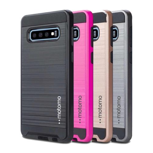 iPhone XR ezüst Motomo telefontok