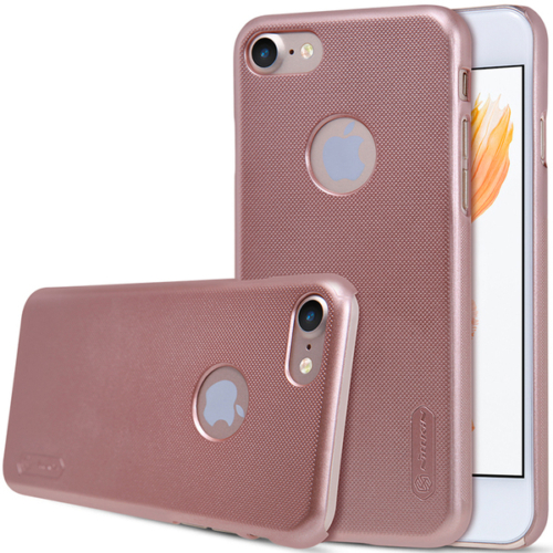 iPhone XR rosegold Nillkin Frosted telefontok