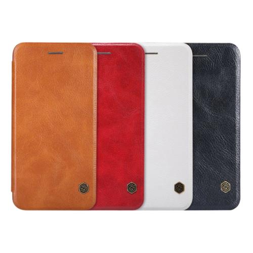 iPhone XS Max fekete Nillkin Qin telefontok