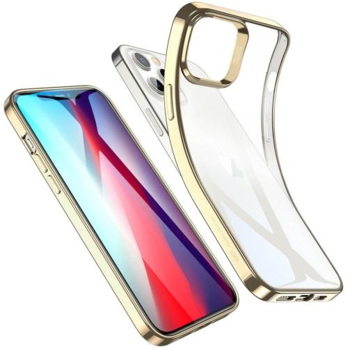 ESR Halo Iphone 12 PRO MAX gold telefontok