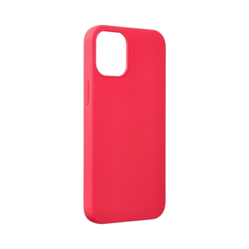 Forcell SOFT IPHONE 12 MINI red telefontok