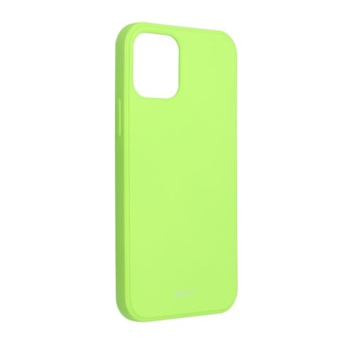 Roar Colorful Jelly - Iphone 12 / 12 Pro lime telefontok