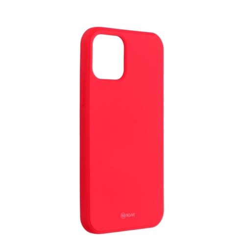 Roar Colorful Jelly - Iphone 12 / 12 Pro hot pink telefontok