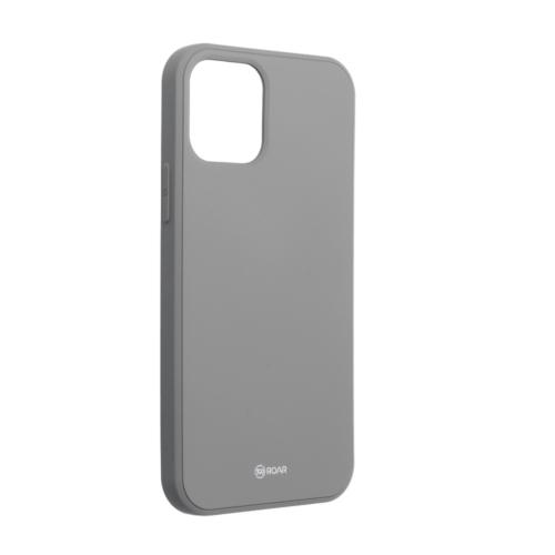 Roar Colorful Jelly - Iphone 12 / 12 Pro grey telefontok