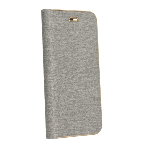 Luna Book APPLE IPHONE 12 / 12 PRO silver telefontok