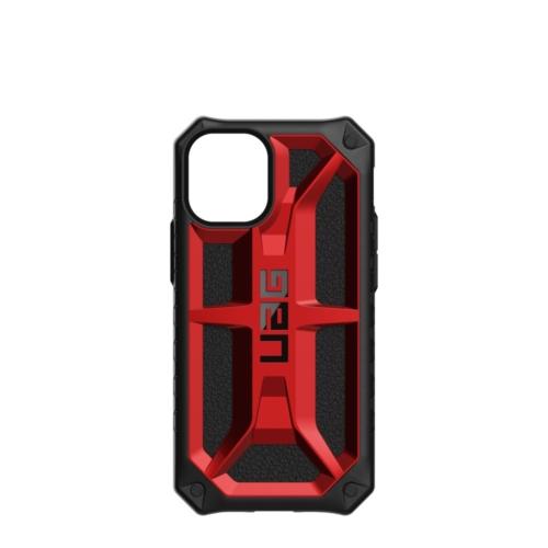 Urban Armor Gear UAG Monarch IPHONE 12 MINI red telefontok