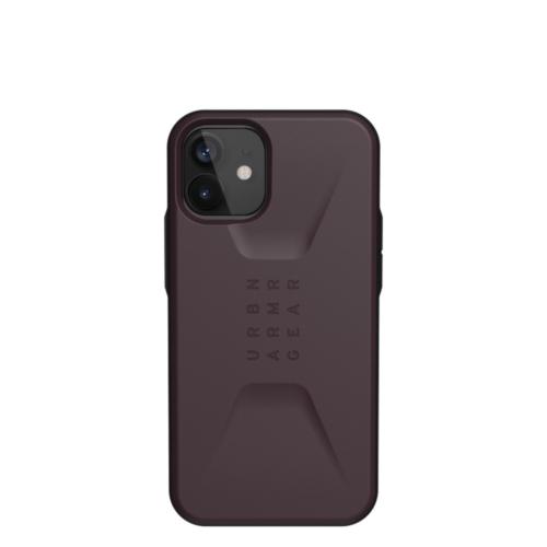 Urban Armor Gear UAG Civilian IPHONE 12 MINI eggplant telefontok
