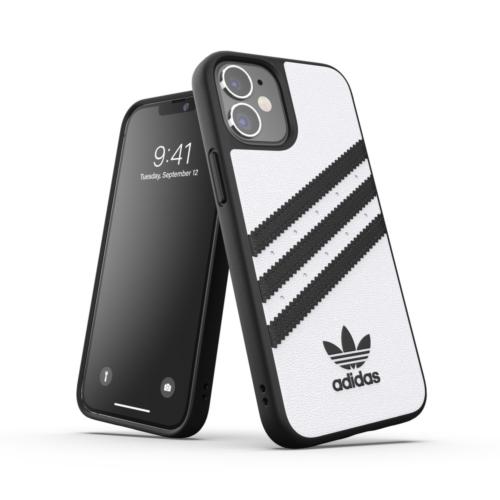 ADIDAS Originals Moulded IPHONE 12 MINI white telefontok