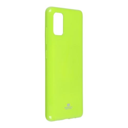 Jelly Mercury Iphone 12 / 12 PRO lime telefontok